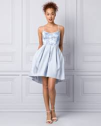 le château embroidered lace u0026 mesh party dress