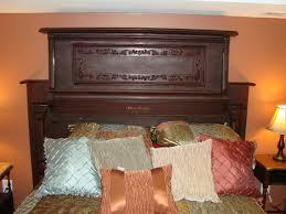 Girls Bedroom Oak Furniture Oak Headboard Wall Mount Shabby Chic Furniture Upholstered Storage