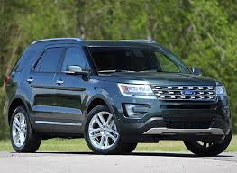 Ford Explorer 2016 Interior 2016 Ford Explorer Receives Cosmetic And Powertrain Updates