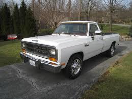 dodge ram 1988 1988 dodge ram d250 le 2 wheel drive 2500 8 bed 318