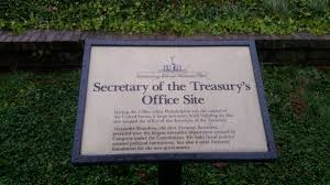 The Constitution Made No Mention Of A Presidential Cabinet Alexander Hamilton In Philadelphia The Constitutional Walking