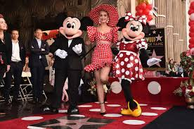 minnie mouse finally gets her hollywood walk of fame star with a