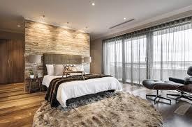 chambre contemporaine design chambre à coucher contemporaine 55 designs élégants tapis rond