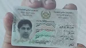 Seeking Card Two For All Afghanistan S Identity Card Crisis