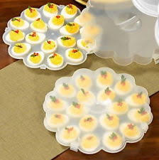 deviled egg serving tray deviled egg plate ebay