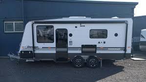 19ft6 design rv forerunner mid door ensuite caravan bellarine