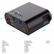 home theater training 136 with coupon for gp90 projector full color 280