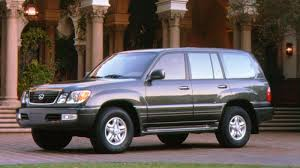lexus lx 450 hp 5 best years for the lexus lx clublexus