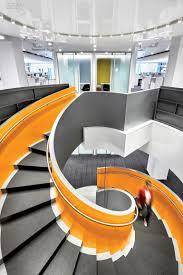 gensler brings open office plan to hachette office plan open