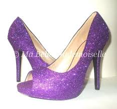 wedding shoes purple purple glitter shoes glitter shoes glitter wedding shoes