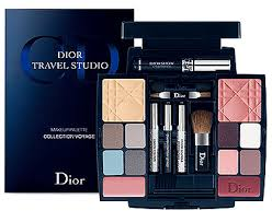 dior travel studio makeup palette limited edition