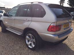 used bmw x5 30d sport 5dr rare manual fsh leather sat nav for sale