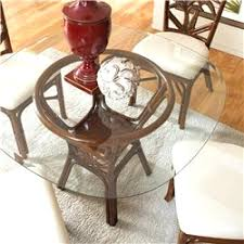 Indoor Wicker Dining Room Chairs Dining Table Round Outdoor Wicker Dining Sofa Set Patio