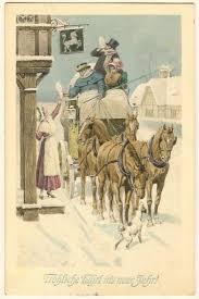 happy new year post card happy new year vintage postcard 1911 austrian nouveau