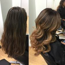 foil highlights for brown hair color correction foil highlighting ash dark brown natural base to