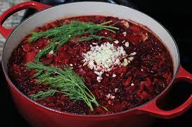 manischewitz borscht beet borscht with sirloin steak my favorite way to eat beets
