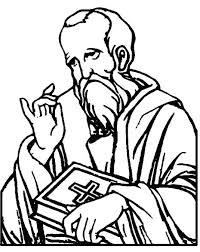 free printable lego man coloring pages st peter apostle