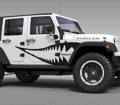 dark gray jeep wrangler 2 door product warhawk graphic decal for 07 17 jeep wrangler unlimited