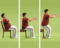Armchair Aerobics Exercises Strength