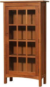 Shaker Bookcase 7 Best Glass Door Bookshelves Images On Pinterest Bookcases
