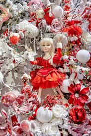 ballerina doll in the magical forest theme by goodwill magical