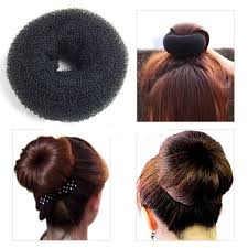 bun scrunchie hair volumizing scrunchie donut ring style bun scrunchy sock poof