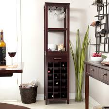 bakers rack with cabinet lush corner bakers rack wine ideas wine and glass holder tower