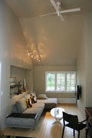 home design amazing vaulted ceiling ideas with gray sectional
