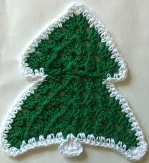 free knitting pattern christmas tree dishcloth 322 sunshine dress dishcloth maggie weldon maggies crochet