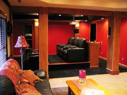 open home theater basement pinterest basements room and