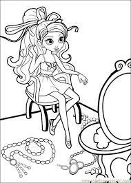 coloring barbie thumbelina 027 coloring free barbie
