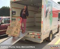 u haul moving truck rental in hickory nc at u haul moving