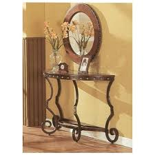 Foyer Console Table And Mirror Foyer Console Table And Mirror Set Foyer Design Design Ideas