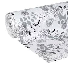 smooth top easy liner shelf liner midnight bloom duck brand