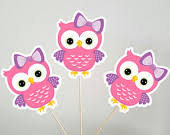 owl centerpieces owls party ideas catch my party