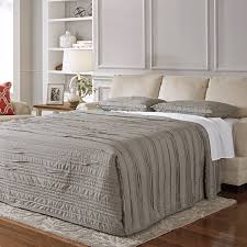 Queen Sleeper Sofa by Sansimeon Stone Queen Sleeper Sofa
