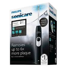 sonicare toothbrush black friday philips sonicare 2 series plaque control black rechargeable