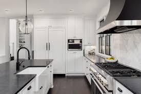 white kitchen cabinets with black quartz white kitchen cabinets with countertops
