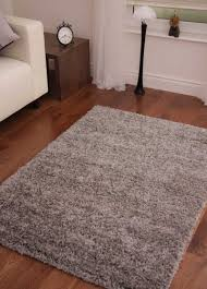 Thick Pile Rug Small Grey Rug Roselawnlutheran