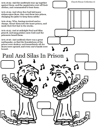 coloring download paul and silas coloring page paul and silas