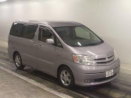 2004 toyota alphard what to look for when buying toyota alphard