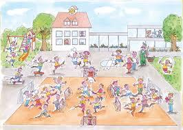 giochi da cortile calcio a scuola allestire il cortile della ricreazione