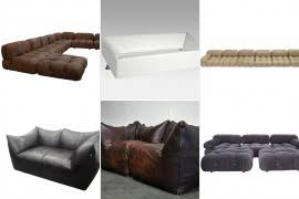 Bellini Leather Sofa Sofas Foter