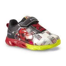 light up shoes size 12 new disney big hero 6 light up shoes sneaker boys size 9 10 11 12