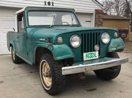 jeep commando for sale craigslist kool commando 1967 jeepster commando