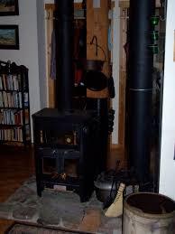 farm life wood stove flues hermitsdoor
