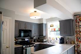 Kitchen Flush Mount Ceiling Lights Amazing Glitter And Goat Cheese New Kitchen Light Fixtures For