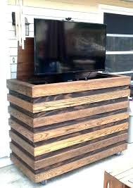 outdoor tv cabinet enclosure outdoor tv ideas brilliant television cabinet plans with enclosure