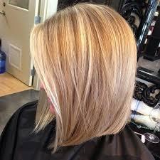angled layered medium length haircuts medium length angled bobs
