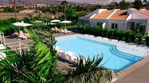 seven hotel u0026 wellness only maspalomas spain youtube